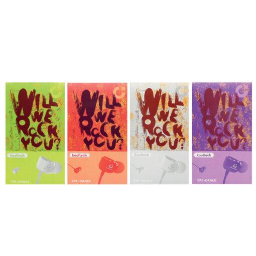 Auriculares silicona AU151-2