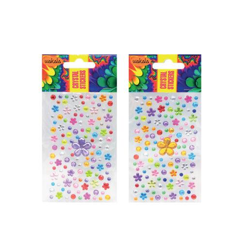 Blíster stickers crystal ET80628-1