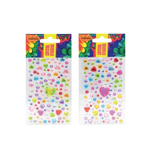 Blíster stickers crystal ET80628-2