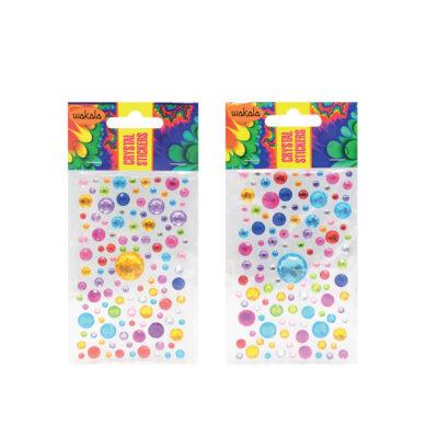 Blíster stickers crystal ET80628
