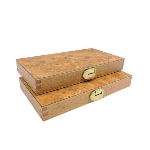 Compas micrométrico caja madera CM2005-1