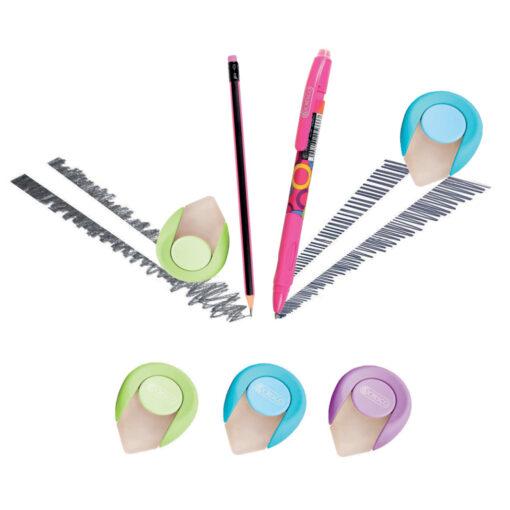 Gomas para lápices y bolígrafos borrables GO27-1