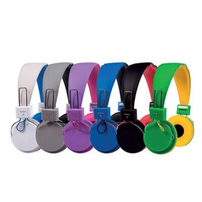 Auriculares Plegable AU808