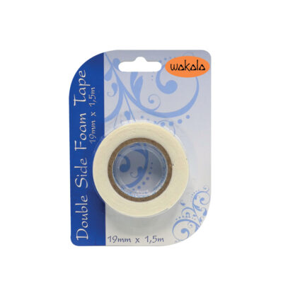 Cinta adhesiva Doble cara CI80155