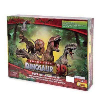 Animales Dinosaurios JU836-3