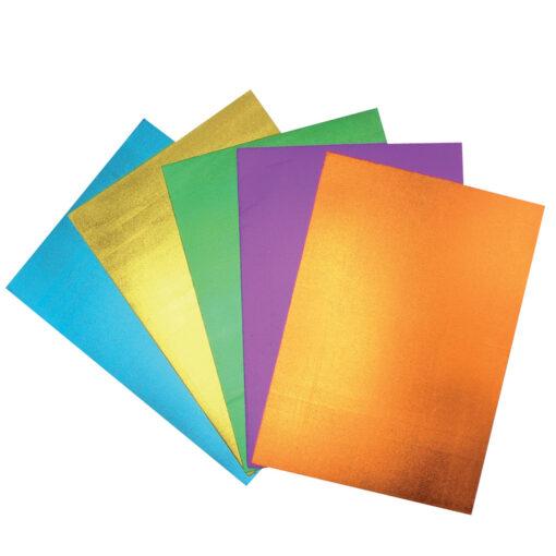 Goma Eva adhesiva metalizada PA88084-1