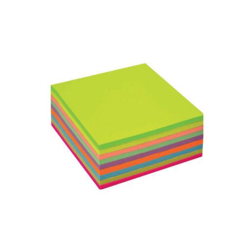 Bloc de Notas Fluorescente BL87412
