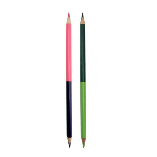 Lápices de colores 2 puntas LA88018-1