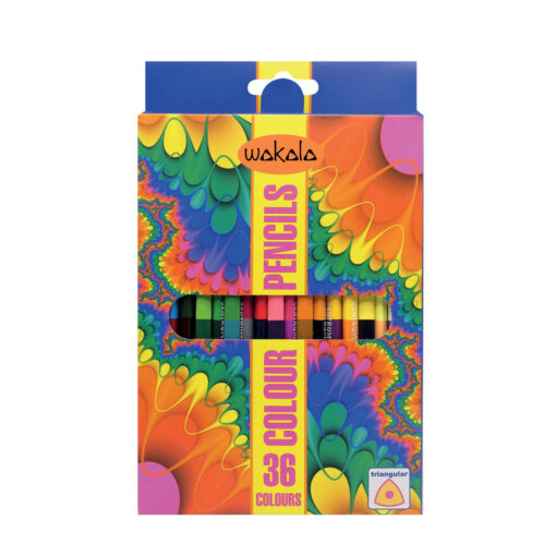 Lápices de colores 2 puntas LA88018