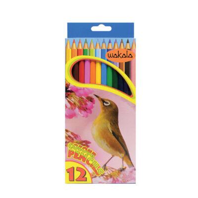 Lápices de colores Caja de 12 LA80169