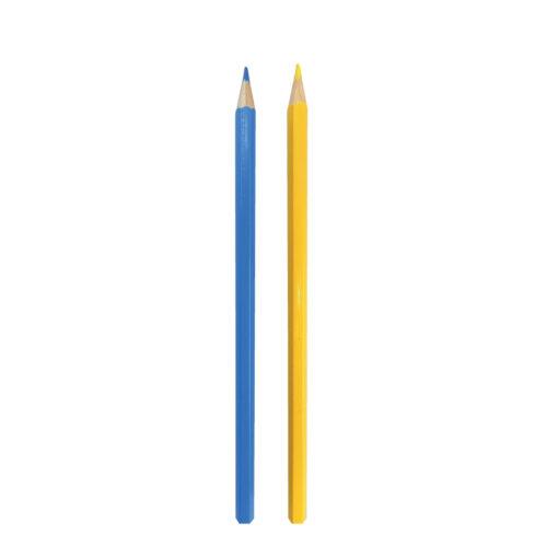 Lápices de colores Caja de 18 LA80170-1