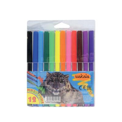 Rotuladores 12 Colores RO80164