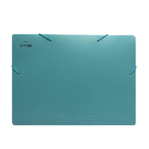 Carpeta plástico 12 separadores CA4302-1