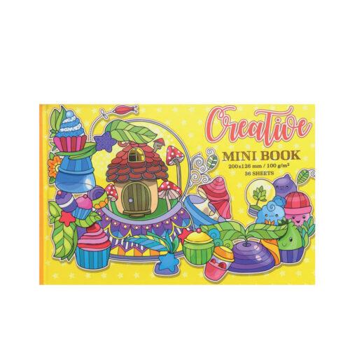 Mandala mini book MA706-2