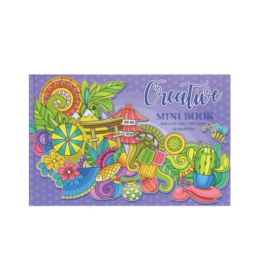 Mandala mini book MA706-3