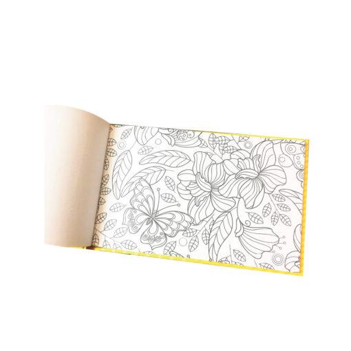 Mandala mini book MA706-4