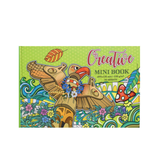Mandala mini book MA706