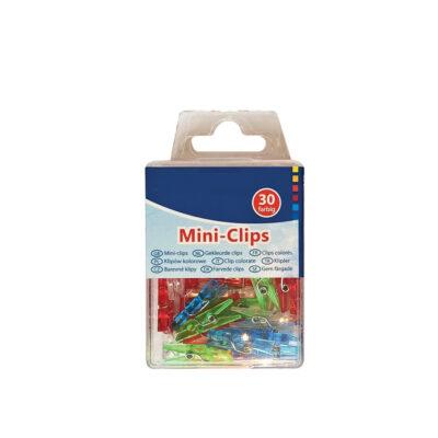 Caja 30 Mini pinzas PI24435