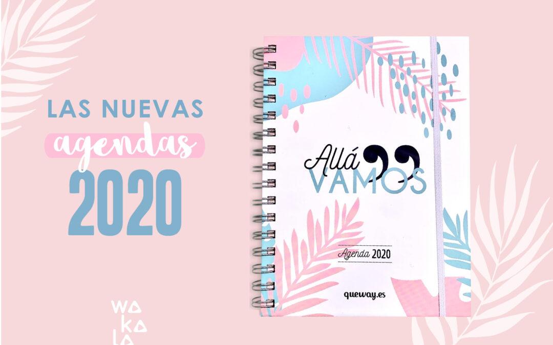 Las nuevas agendas 2020 ya están aquí!
