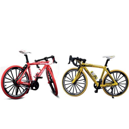 Bicicleta carretera metal JU8184