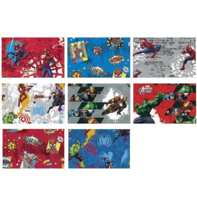 Papel Regalo Marvel PA850
