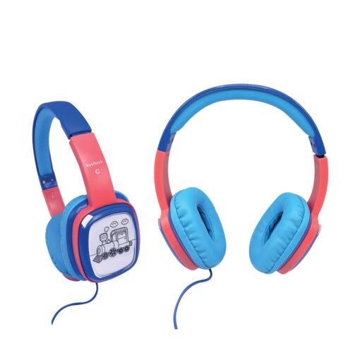 Auriculares Infantil Azul AU157-1