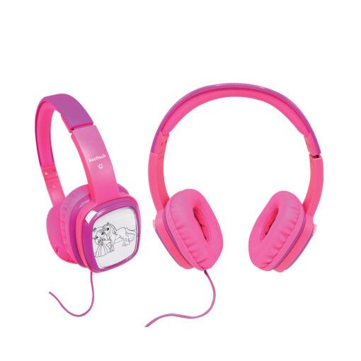 Auriculares Infantil Rosa AU126-1