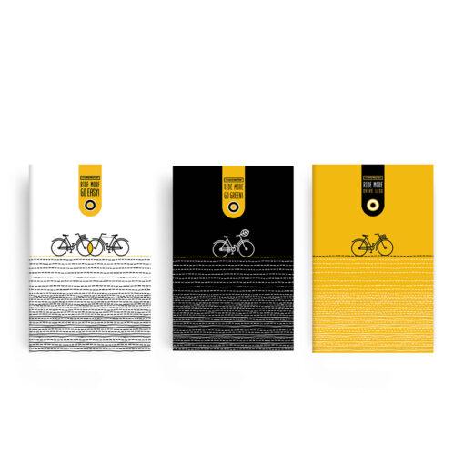 Cycling Set 3 Cuadernos CYC-NS-914-1