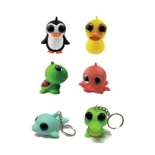 Llaveros Animales acuáticos LL87121-1