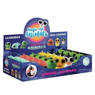 Llaveros Animales acuáticos LL87121
