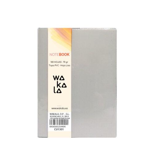 Notebook tapa PVC 13 x 10 cm CU1301-5