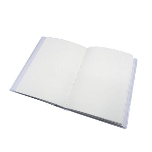 Notebook tapa PVC 13 x 10 cm CU1301-8