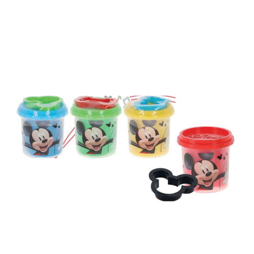 Botes plastilina Mickey PL77168-1