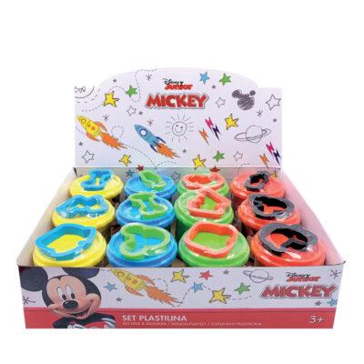 Botes plastilina Mickey PL77168