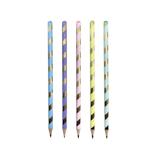 Lápices Pastel cristal LA907-1