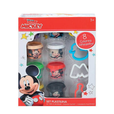 Set Plastilina Mickey PL77174