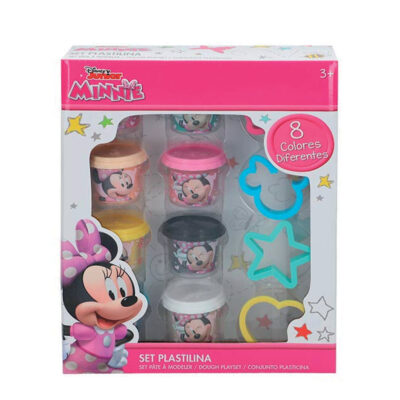 Set Plastilina Minnie PL77175