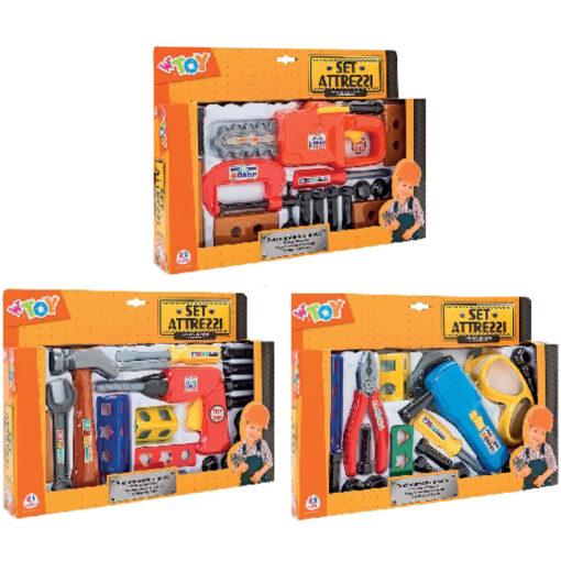 Set herramientas JU36260-1