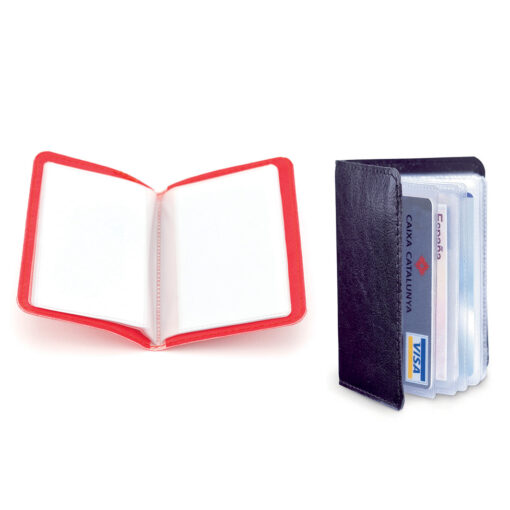 Tarjetero 12 tarjetas TA834-1