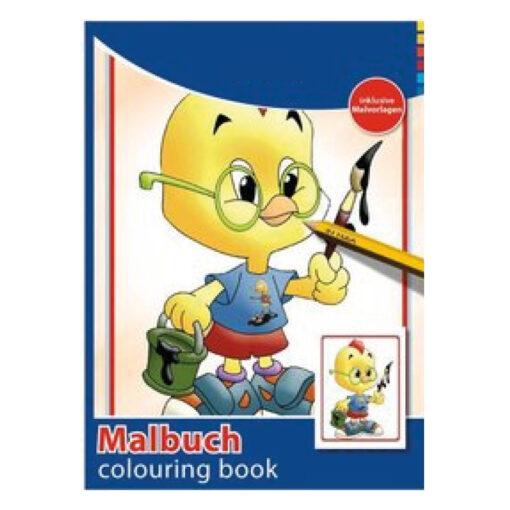 Cuaderno colorear A4 CU77159-10