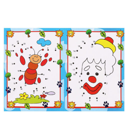 Cuaderno colorear A4 CU77159-5