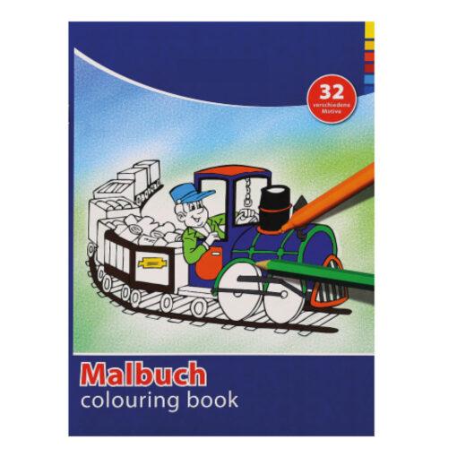 Cuaderno colorear A4 CU77159-7