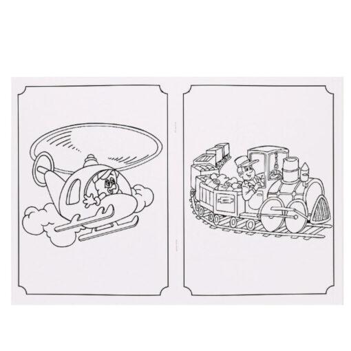 Cuaderno colorear A4 CU77159-8