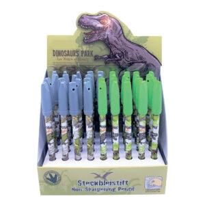 Lápices secciones Dinosaurios LA44152