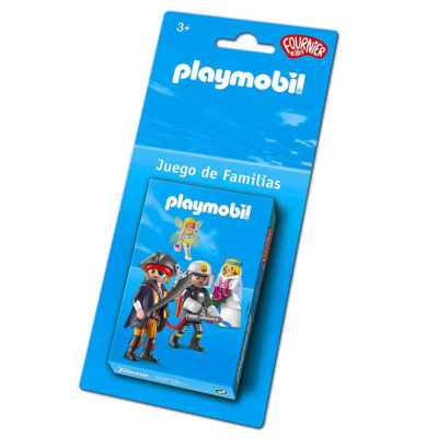 Naipes Playmobil NA44178