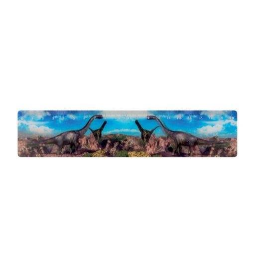 Regla 3D Dinosaurios RE44156-2