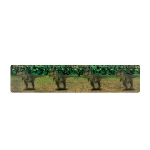 Regla 3D Dinosaurios RE44156-3