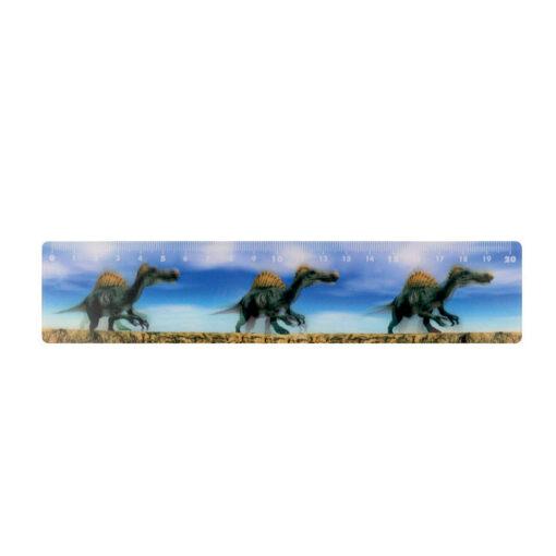 Regla 3D Dinosaurios RE44156-4