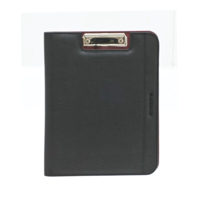 Carpeta pinza Portadocumentos Negra CA282860N-1