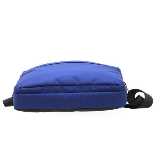 Cartera Portadocumentos Azul 2 cremalleras CA256070A-3